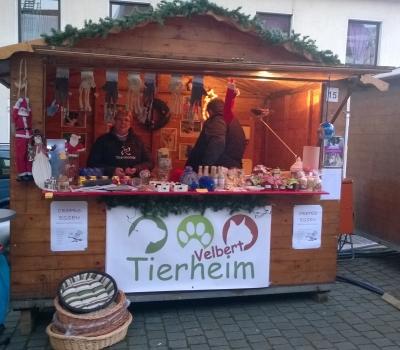 Weihnachtshütte in Hattingen – 1. Adventswochenende