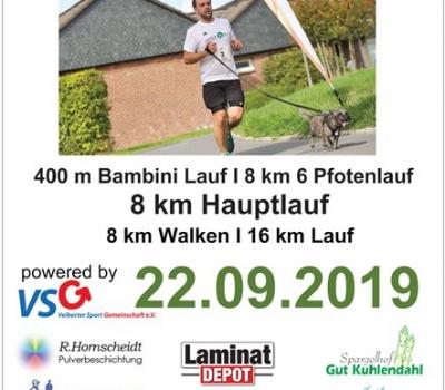 2. Langenhorster Stube(n) Lauf am 22. September – 6-Pfotenlauf für das Tierheim!